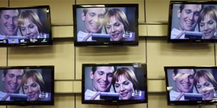 Les ventes de TV plombent le secteur high-tech en France