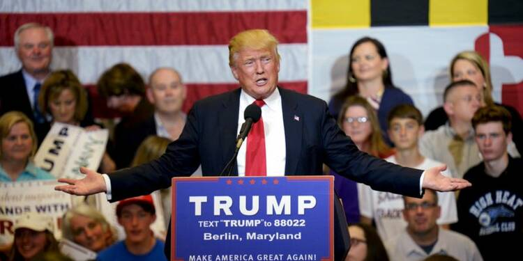 Le Parti républicain s'ouvre à l'idée d'une candidature de Trump