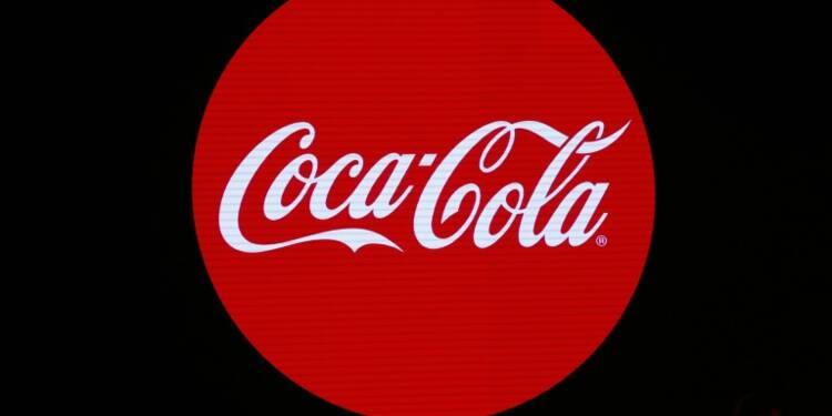 Coca-Cola rattrapé par la détérioration de la conjoncture
