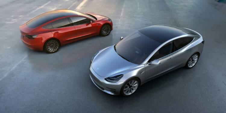 Tesla veut multiplier par 6 sa production de voitures électriques en 2 ans