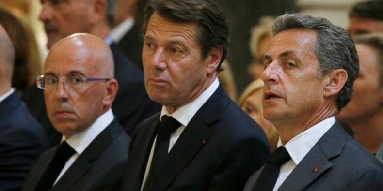 """On ne veut plus de cela"", dit Nicolas Sarkozy à Nice"