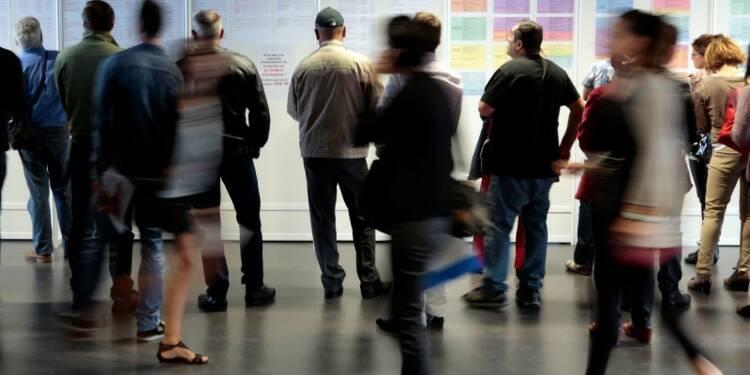 Emploi: FO demande à Hollande de faire pression sur les banques