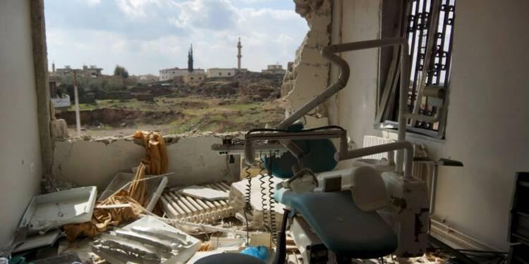 Le régime syrien et l'EI accusés de crimes contre l'humanité