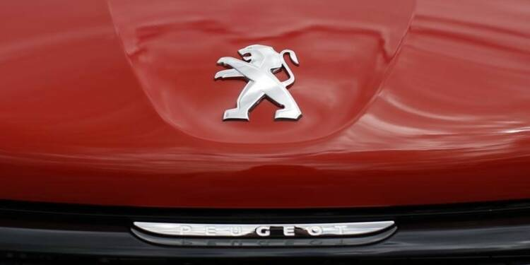 L'Europe soutient les ventes de PSA Peugeot Citroën en 2015