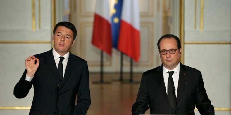La Libye risque de constituer la prochaine urgence, dit Renzi