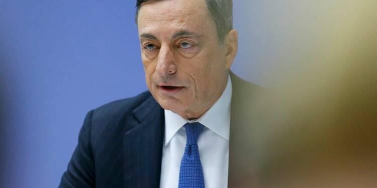 La BCE réduit son taux de dépôt et prolonge ses achats d'actifs