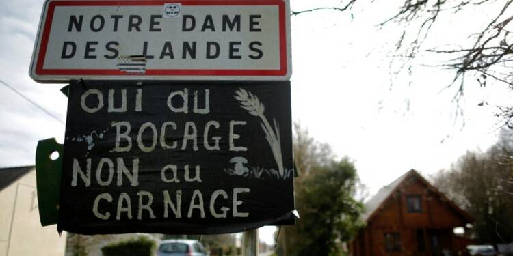 En Pays de la Loire, un scrutin accaparé par Notre-Dame-des-Landes
