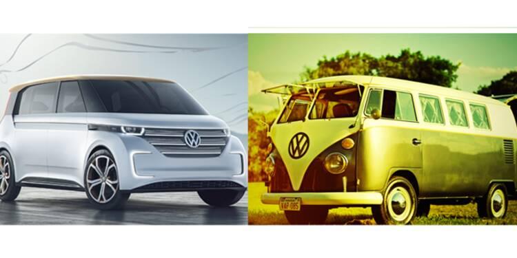 Pour son retour, le Combi Volkswagen sera électrique et ultra-connecté
