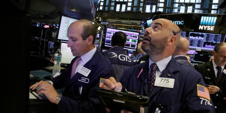 Le Dow Jones cède 0,09%, le Nasdaq prend 0,30%