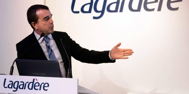 Lagardère: plan de 220 départs volontaires dans la branche presse