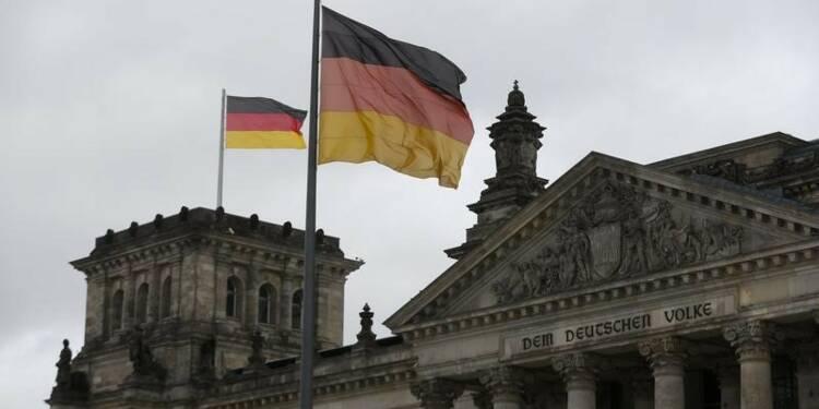 Modeste croissance en Allemagne, les exportations à la peine