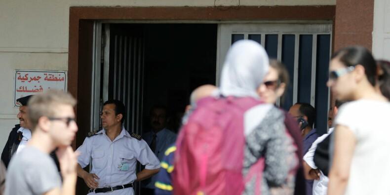 Des débris de l'avion d'EgyptAir retrouvés en mer