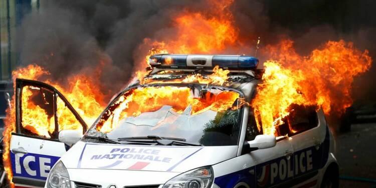 Lourdes sanctions demandées contre les violences anti-policiers