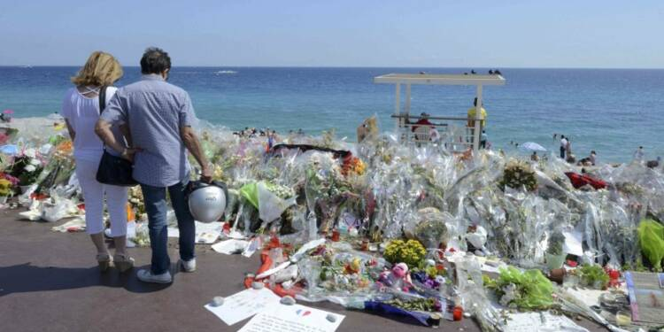 Premières aides financières versées aux victimes de Nice