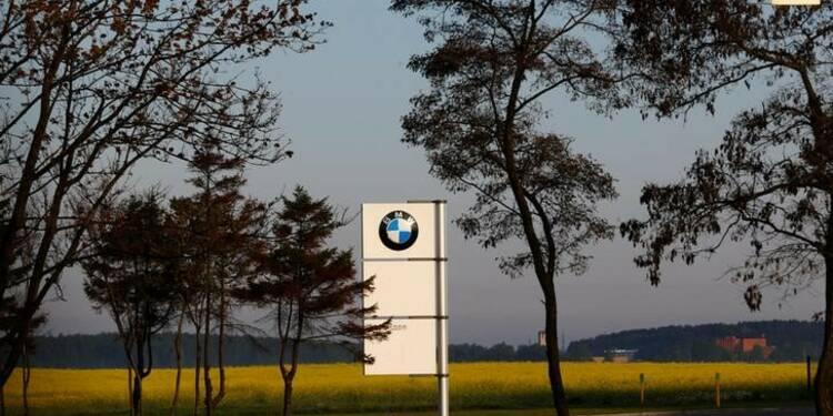 Alliance BMW-Intel-Mobileye pour une voiture autonome d'ici 2021