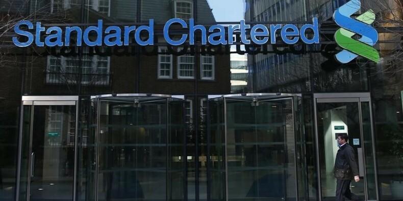 Première perte annuelle en 26 ans pour Standard Chartered