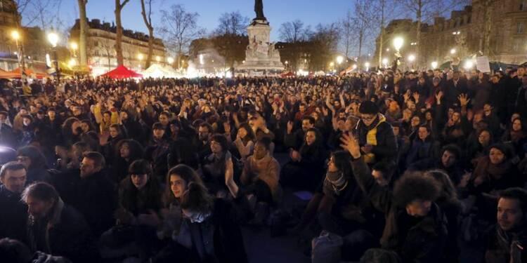 """""""Nuit debout"""" en question après des débordements à Paris"""