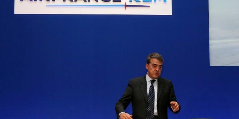 Air France-KLM chute, le départ d'Alexandre de Juniac sanctionné