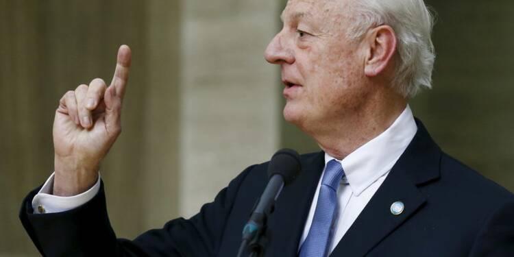 L'opposition syrienne accepte d'aller à Genève
