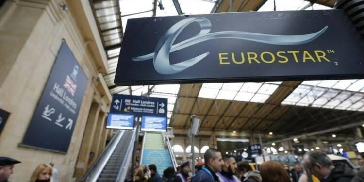 Trafic interrompu par un incendie gare du Nord à Paris