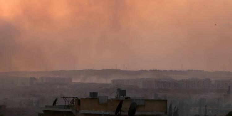 La ville d'Alep est complètement coupée du monde extérieur