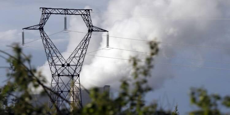 Baisse de production électrique de 5.000 MW du fait de la grève