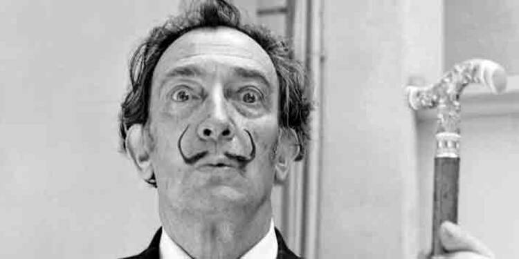 Dalí, l'as du self-marketing