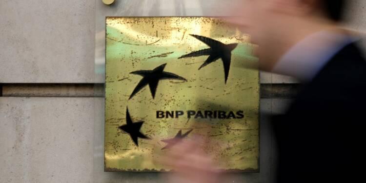 Profits BNP Paribas en hausse malgré un rude trimestre pour CIB