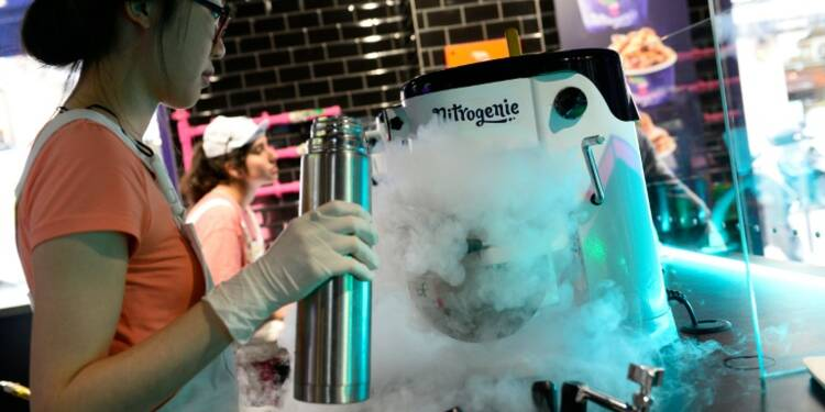 Les surprenantes innovations des artisans glaciers