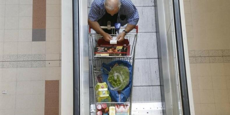 Hausse de 0,7% des prix à la consommation en mars