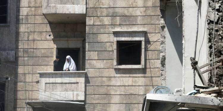 """Damas promet un """"régime de calme"""" jeudi à Alep"""