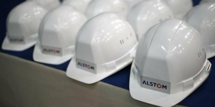 Alstom poursuit la négociation de contrats dans les émergents