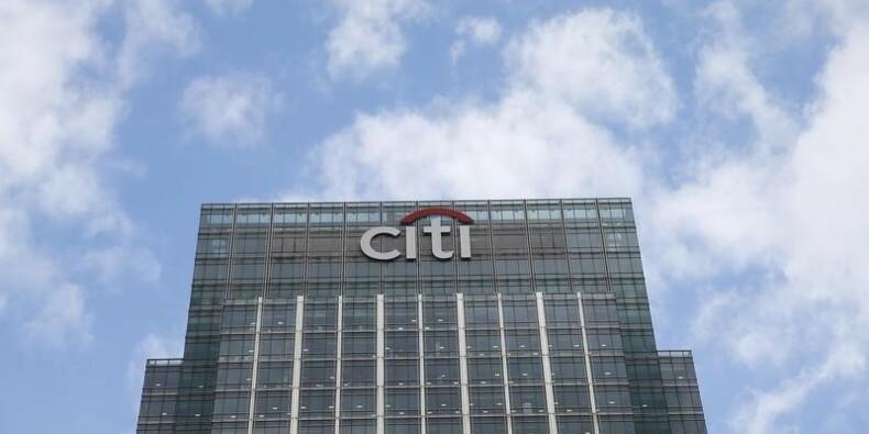 Amende de 425 millions de dollars pour Citigroup