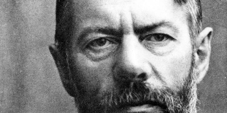 Max Weber (1864-1920) : les croyances des hommes influent sur la production