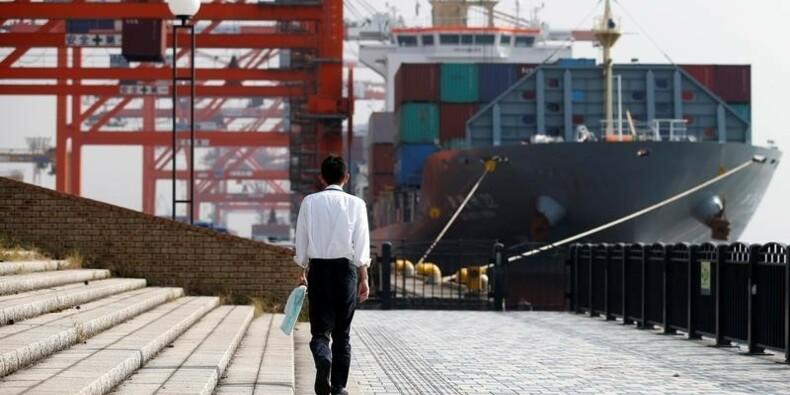 Forte chute des exportations japonaises en juillet