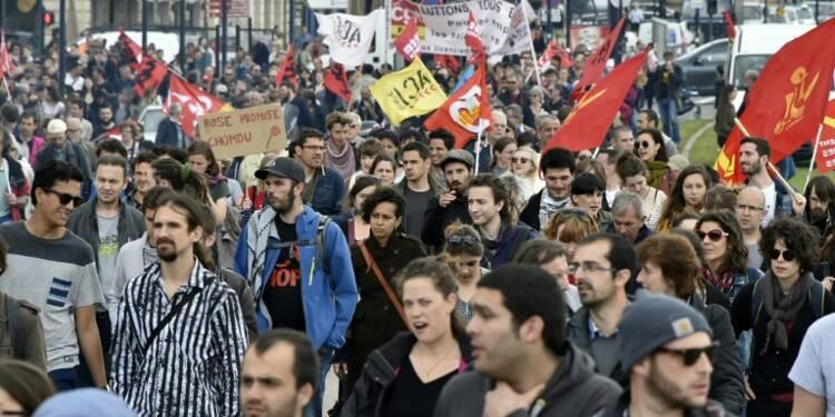 Loi travail: nombreuses grèves et nouvelles manifestations à partir de mardi