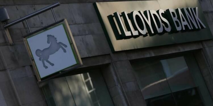 La banque Lloyds supprime 1.585 emplois et ferme des agences