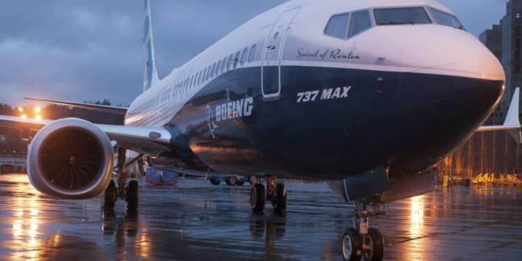 Boeing étudie un moteur plus gros pour son dernier 737 MAX