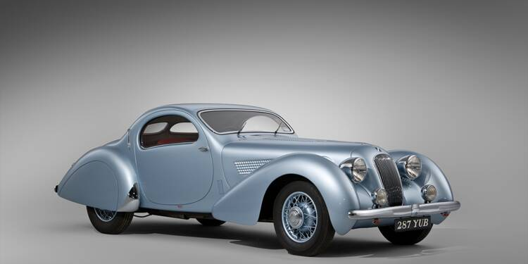Talbot Lago T23, 1938 : L'âge d'or de la course à l'élégance