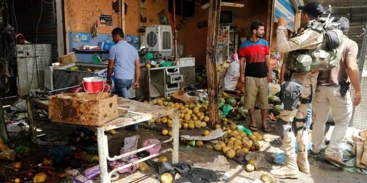 Au moins 77 morts dans trois attentats à Bagdad