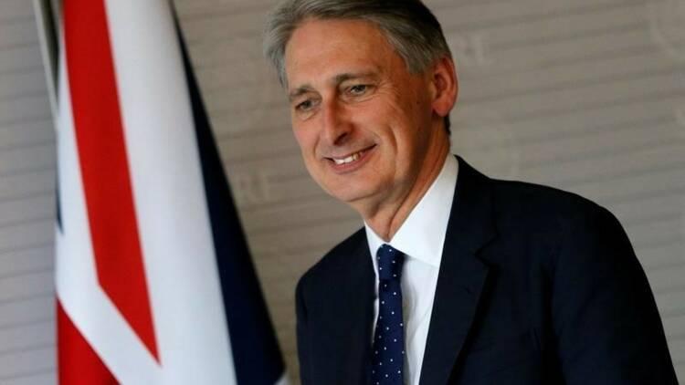 Philip Hammond, nouveau ministre britannique des Finances
