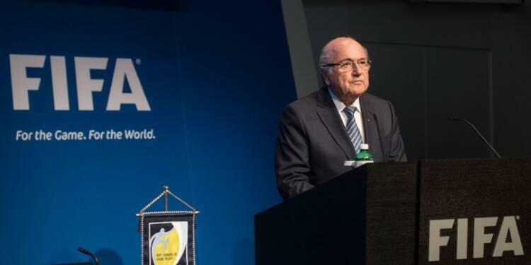 Fifa: avec ses 3,28 M EUR, Blatter loin des grands patrons et des stars du sport