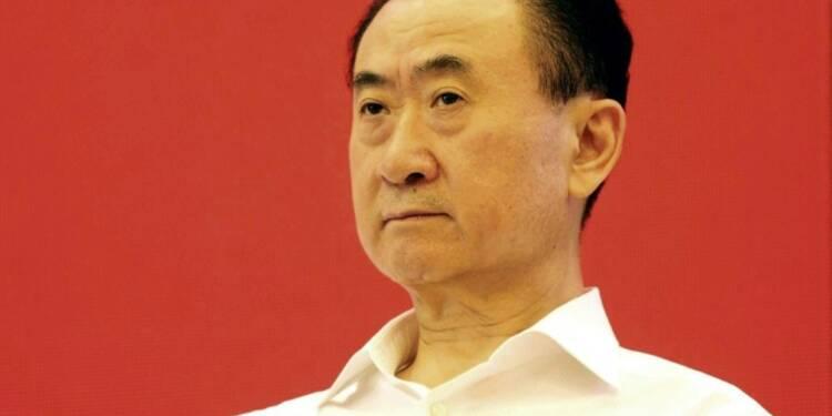 Wang Jianlin, le multimilliardaire chinois qui va peser sur la Fifa et le sport mondial