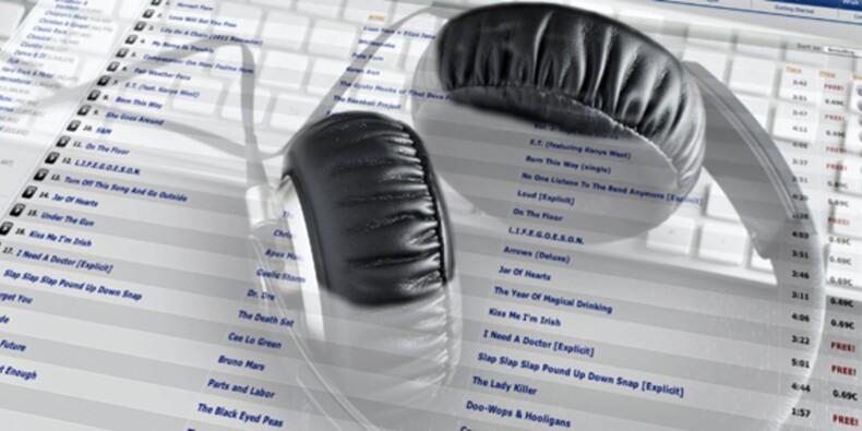 La chute des ventes de CD plombe le marché de la musique