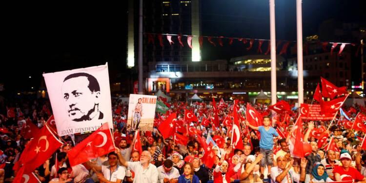 La Turquie va libérer 38.000 détenus pour faire de la place