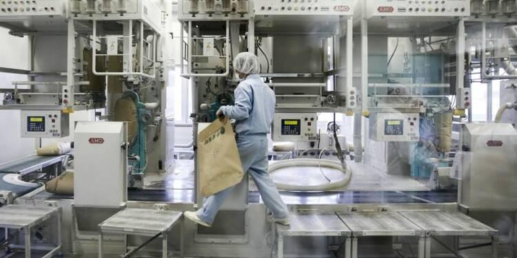 L'activité manufacturière se contracte en novembre aux Etats-Unis