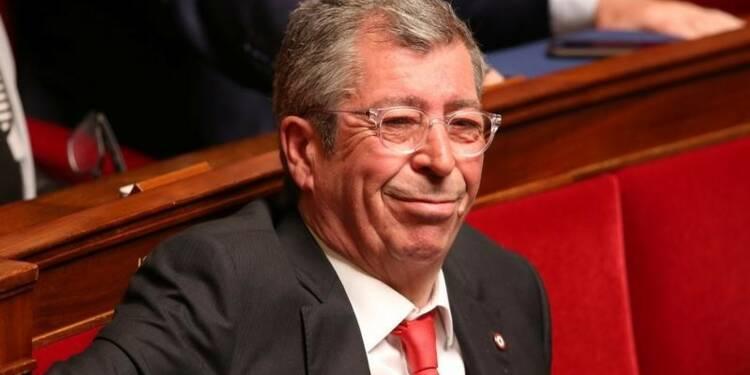 Patrick Balkany renonce aux législatives de 2017