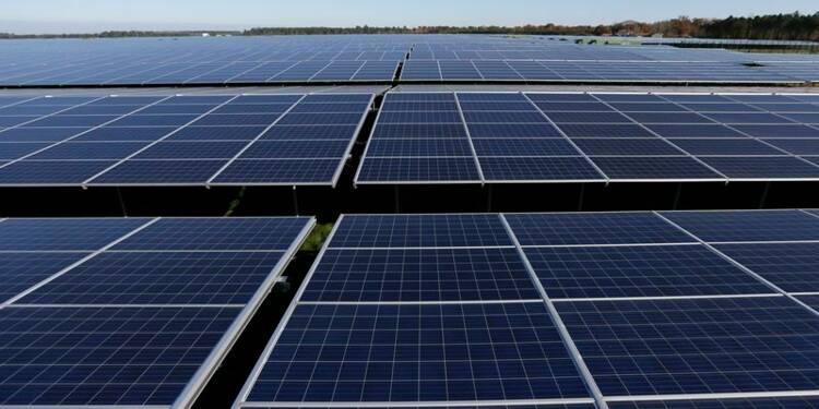 Le Chinois CGN investit 1 milliard dans le solaire en France