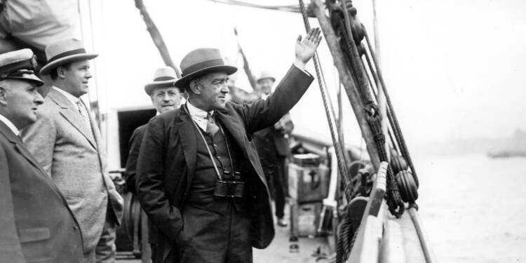 Ernest Shackleton, explorateur visionnaire et manager hors pair