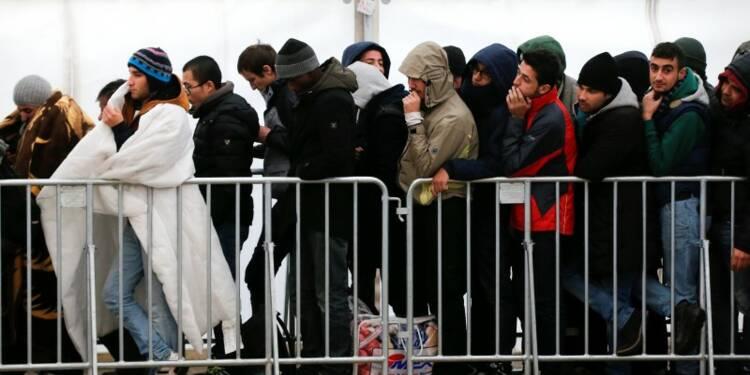 Brève diminution du nombre de migrants en Europe en novembre